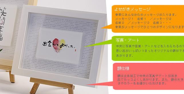 送別 会 メッセージ カード